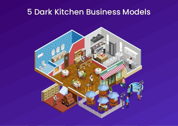 5 Dark Kitchen Business Models