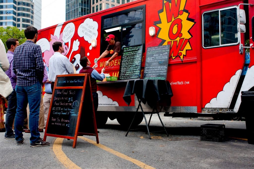 Starting Your Own Food Truck Business