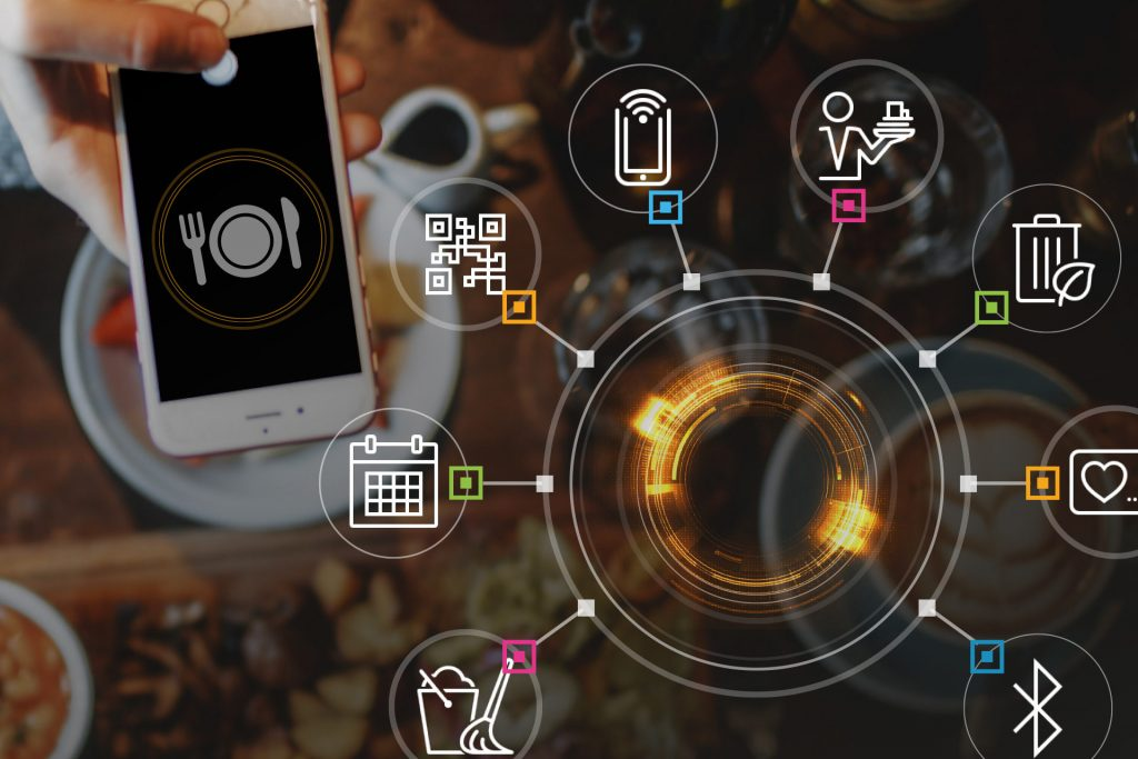 New Technology for Restaurants to Reshape the F&B Industry In the Next Decade